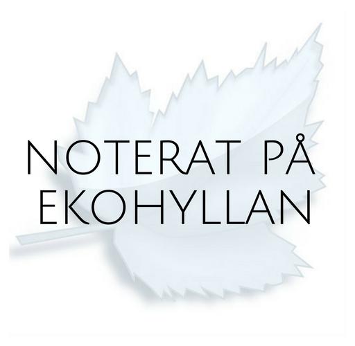 Noterat på Ekohyllan